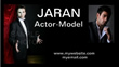 Modleing and Acting Business card great for extras too
